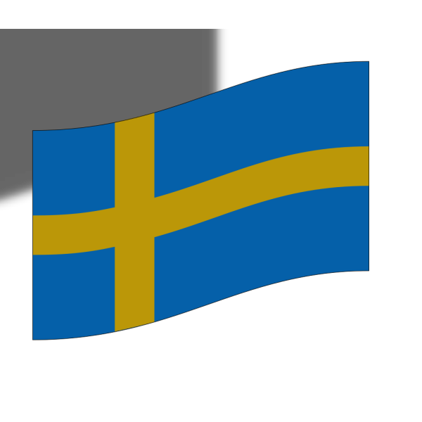 Swedish Flag PNG Clip art