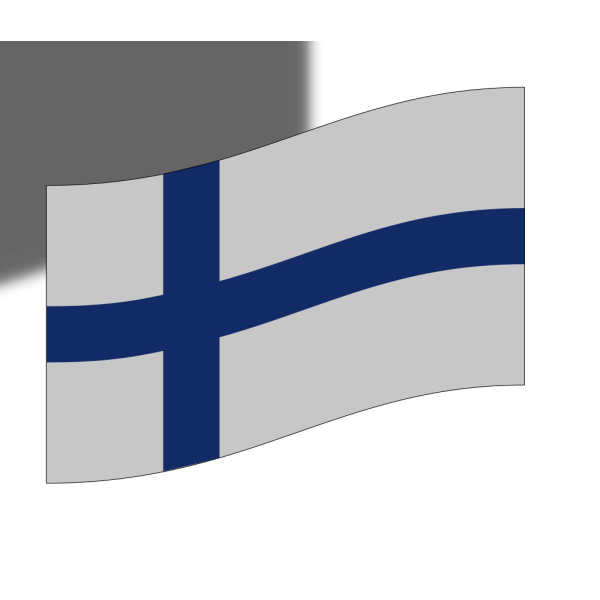 Finland Flag PNG icon