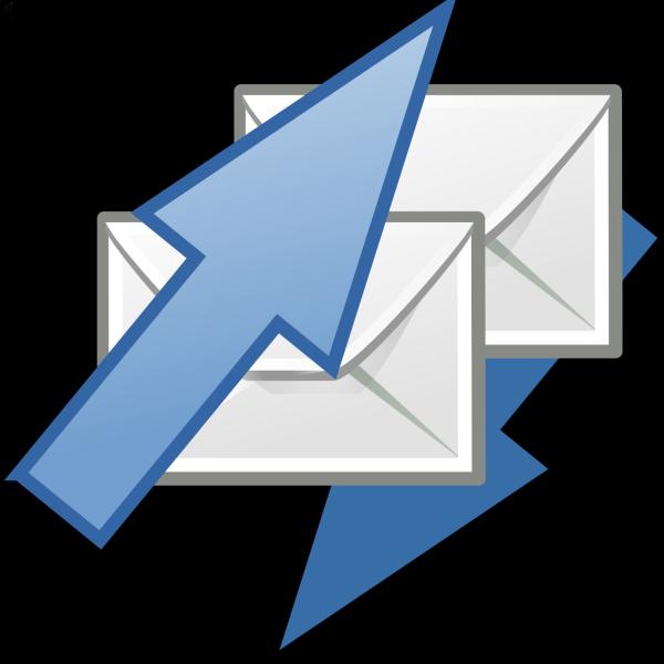 Send PNG Clip art