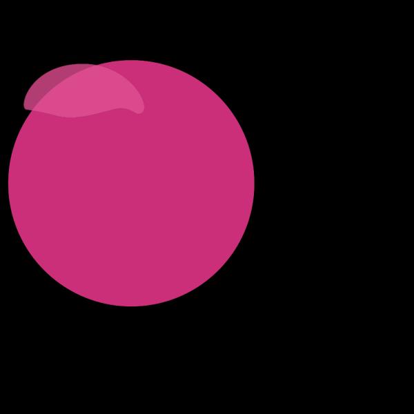 Pink Button PNG Clip art