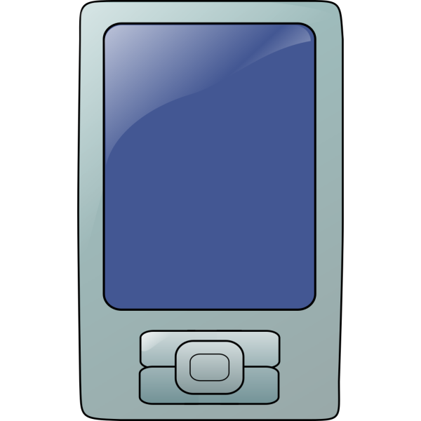 Pocket Pc PNG Clip art