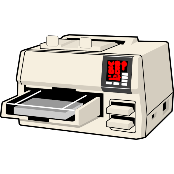 Fancy Printer PNG images