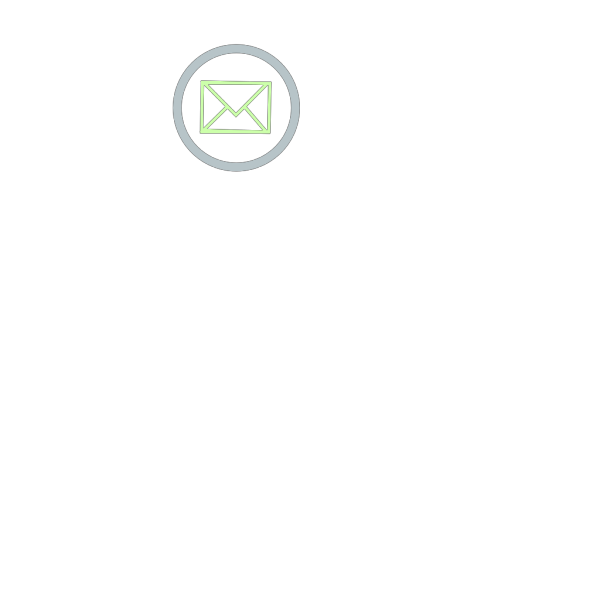 Email Icon Circle PNG Clip art