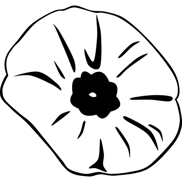Poppy Remembrance Day PNG images