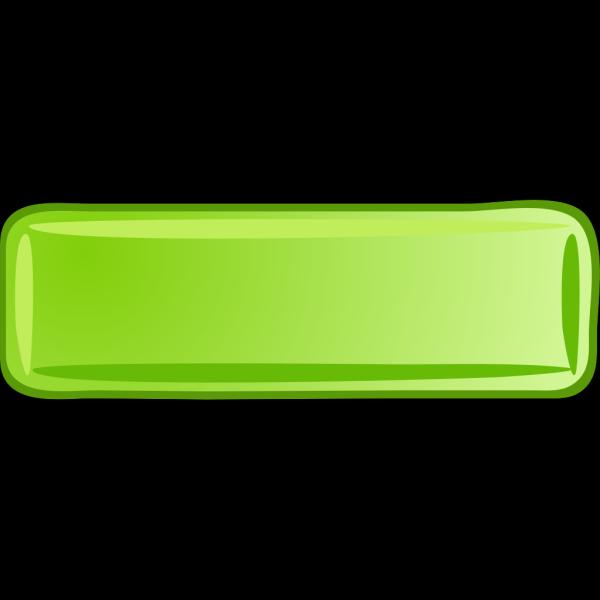 Blank Green Bar PNG Clip art