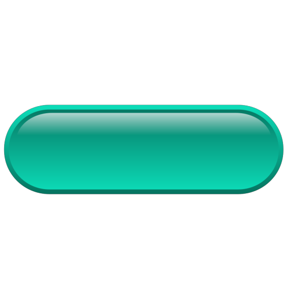Blank Seagreen Button PNG Clip art
