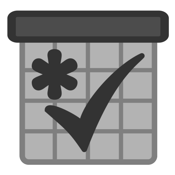 New To Do PNG icon