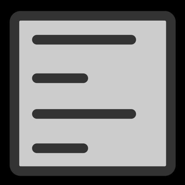 Adjust Left Button PNG Clip art