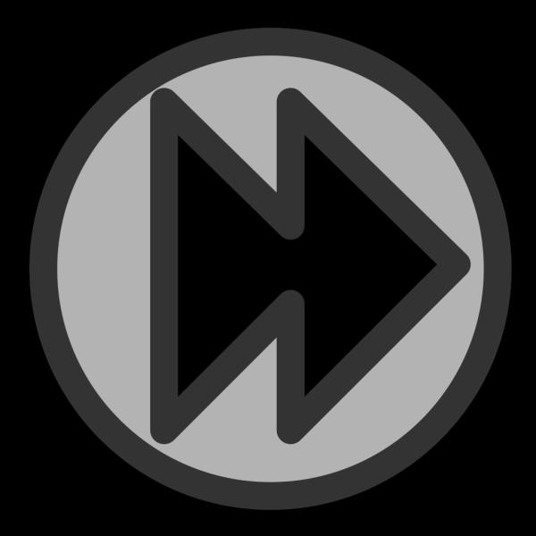 Double Right Arrow PNG Clip art