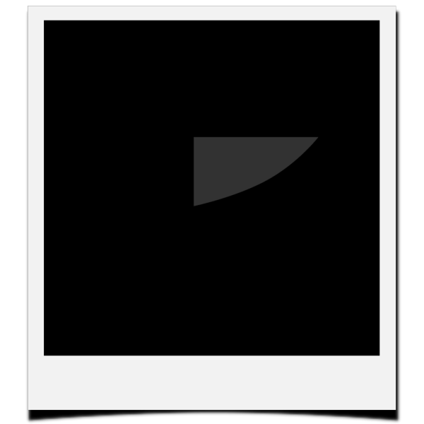 Shiny Black Block PNG Clip art