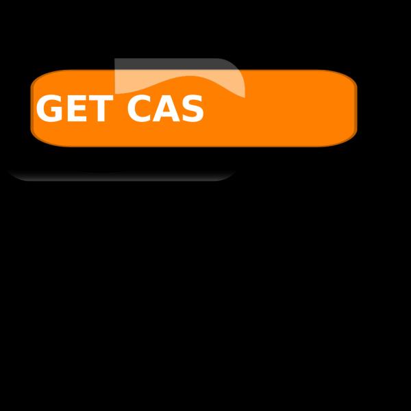 Orange Cash Button2 PNG images