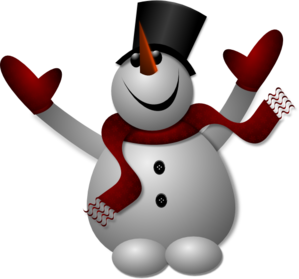 Happy Snowman PNG icons
