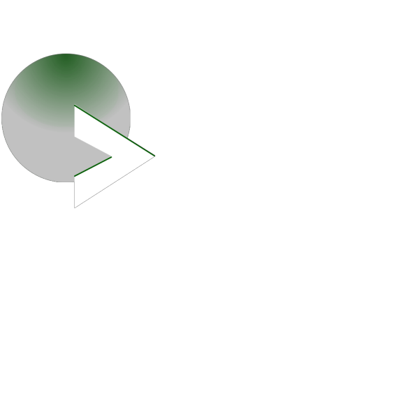 Play Green Button Arrow PNG clipart