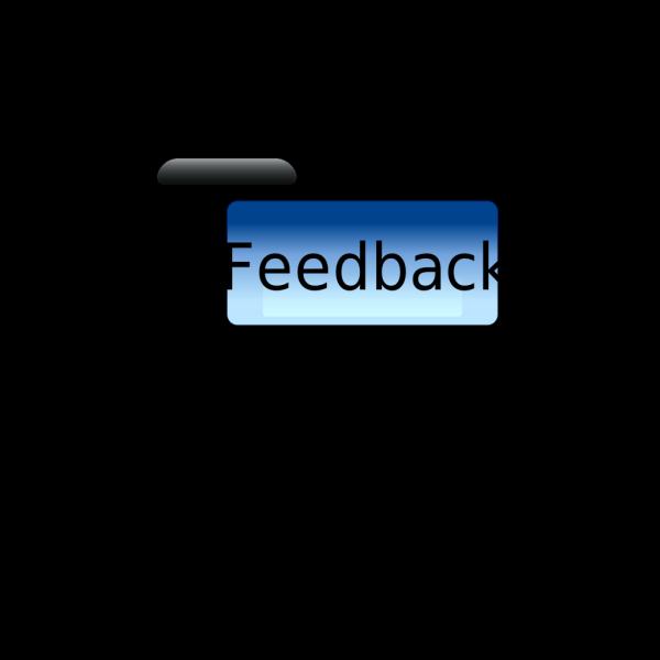 Feedback.png PNG Clip art