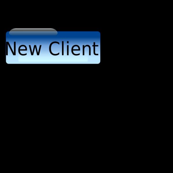 New Client Button PNG Clip art