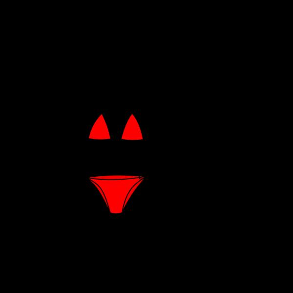 Bikini Icon PNG Clip art