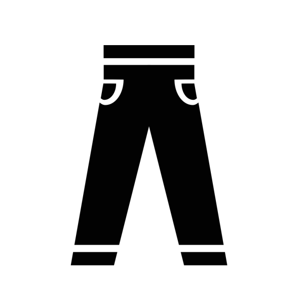 Trousers Icon PNG Clip art