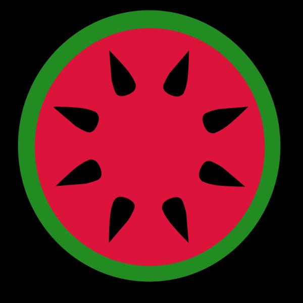 Watermelon Piece Icon PNG Clip art