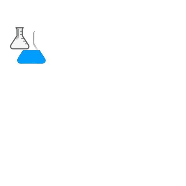 Blueflask PNG icons
