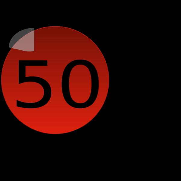 50r PNG Clip art