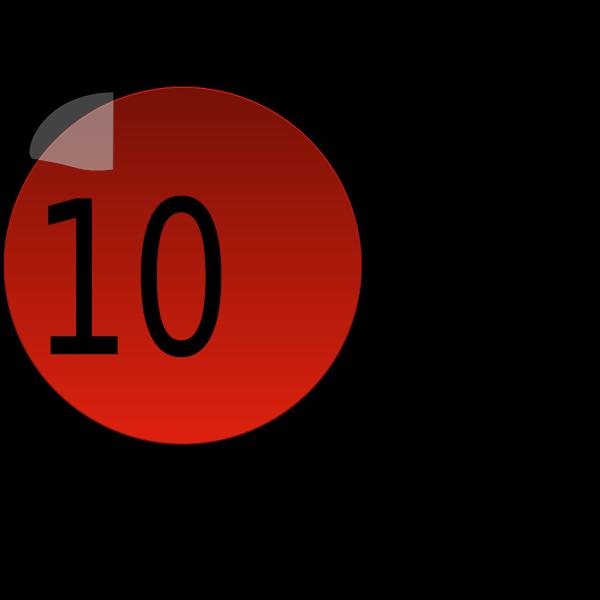 100r PNG Clip art
