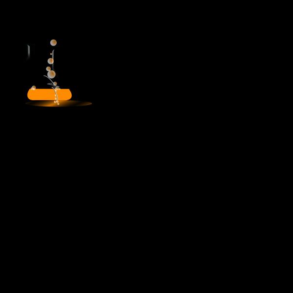 Orangeflask/cracked PNG images