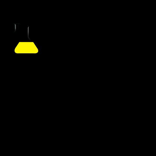 Yellowflask/invisibox PNG Clip art