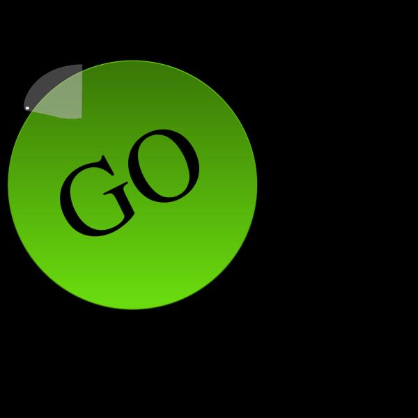 Go Green PNG Clip art