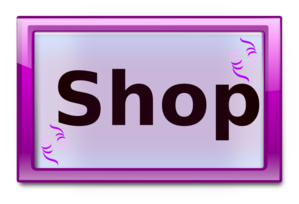 Shop Here PNG clipart