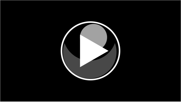 Youtube Style Play Button PNG Clip art