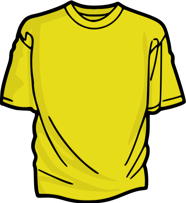 Yellow Pb Pushed PNG Clip art