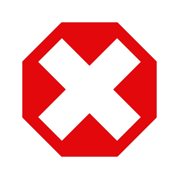 Red Round Error Warning Icon PNG Clip art