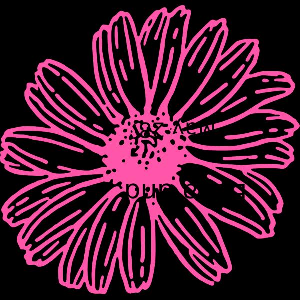 Daisy Button PNG Clip art