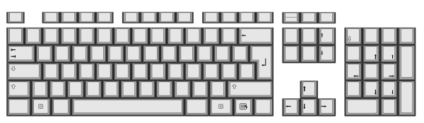 Keyboard Button PNG icon