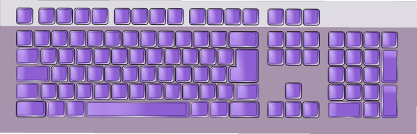 Keyboard Button PNG icons
