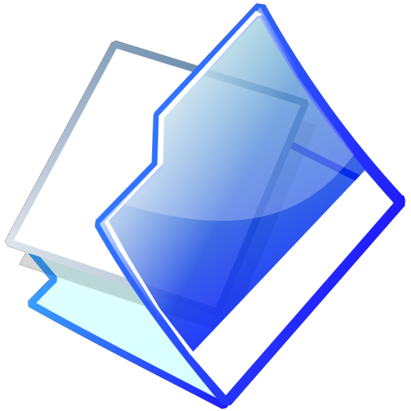 Open Folder PNG icons