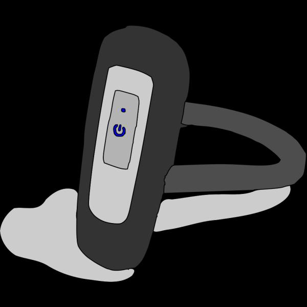 Bluetooth Earpiece PNG Clip art