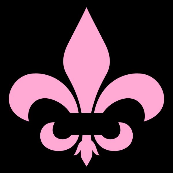 Fleur De Lis Outline PNG images