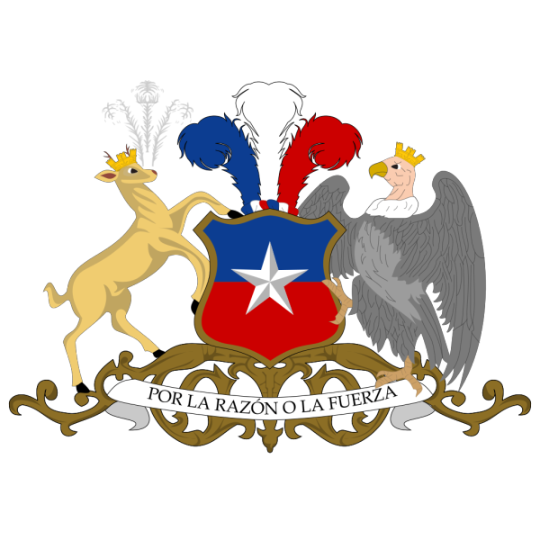 Coat Of Arms Of Chile PNG Clip art