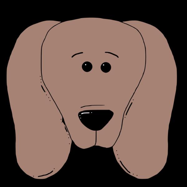 Dog Face PNG Clip art