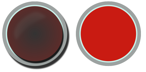 Check Me In Button PNG Clip art