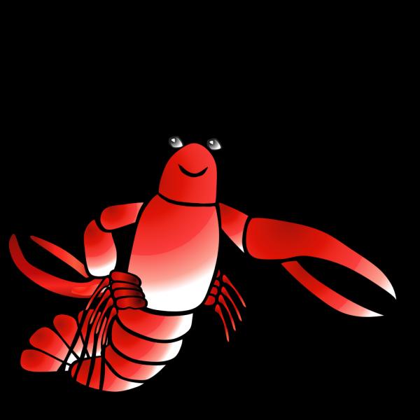 Crawfish 1 PNG Clip art