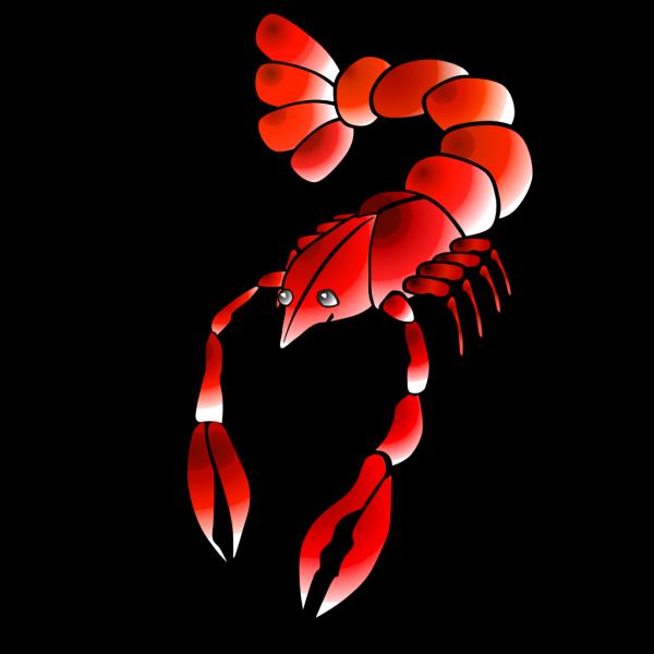 Crawfish 2 PNG Clip art
