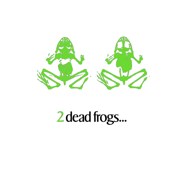 2 Dead Frogs PNG images