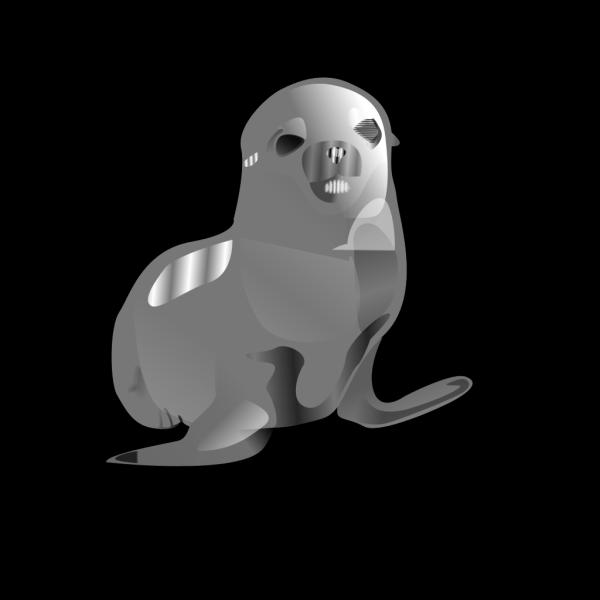 Seal 2 PNG Clip art