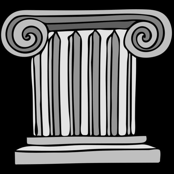 Short Pillar PNG Clip art