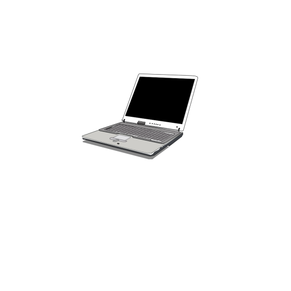 Computer Notebook PNG Clip art