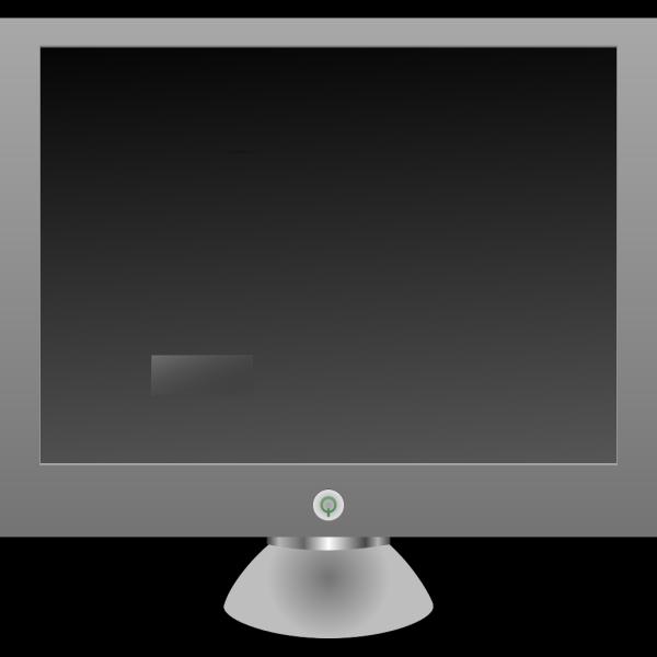 Lcd Monitor 1 PNG Clip art