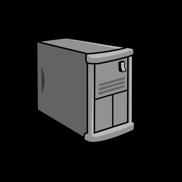 Web Virtualization Server PNG Clip art