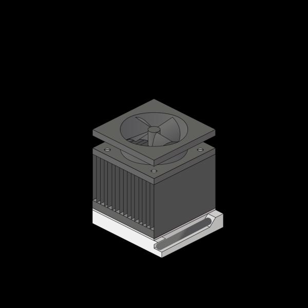 Cpu Heatsink Fan Socket Amd Duron PNG images